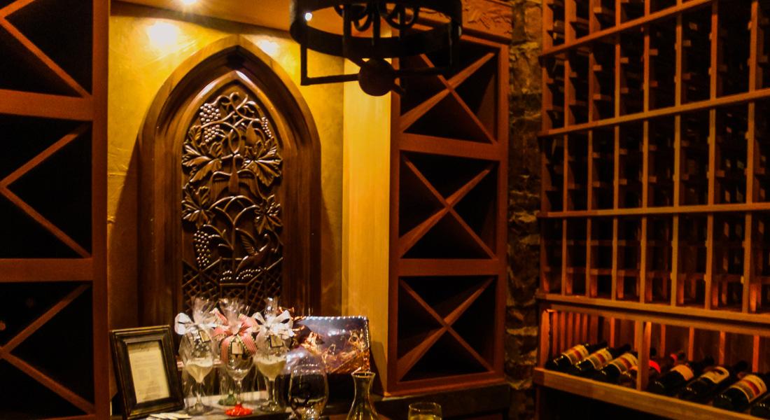 in Wine Cellars & Test Gallery Pic | Distinctive Wine Cellars