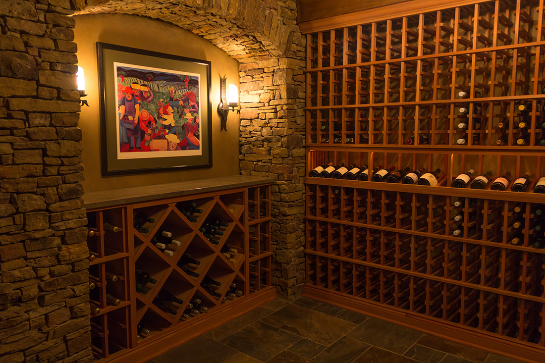 Distinctive Wine Cellars